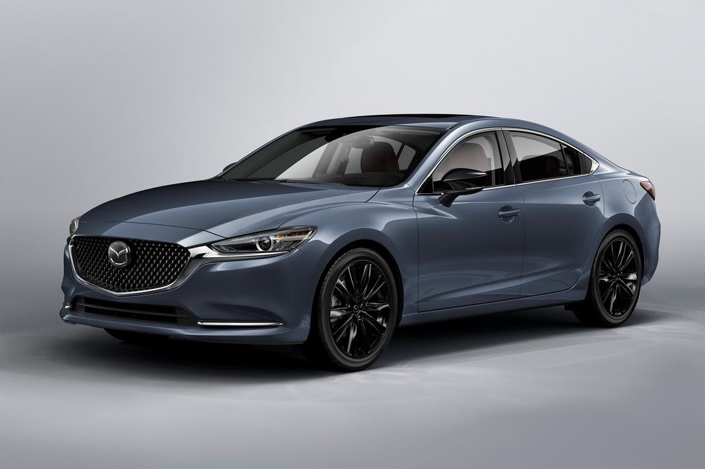 Mazda6 2021 ra mat anh 1
