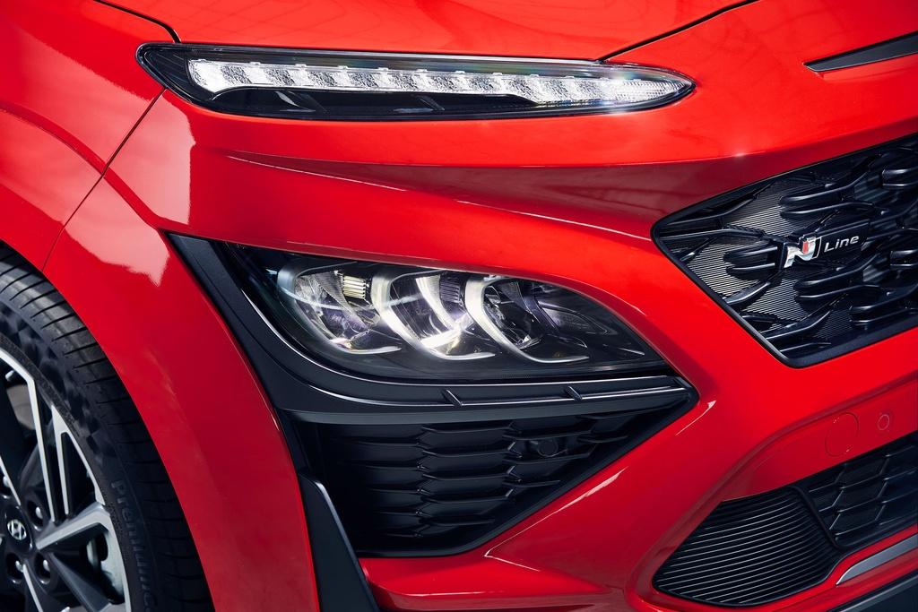 Hyundai Kona 2021 ra mat anh 3