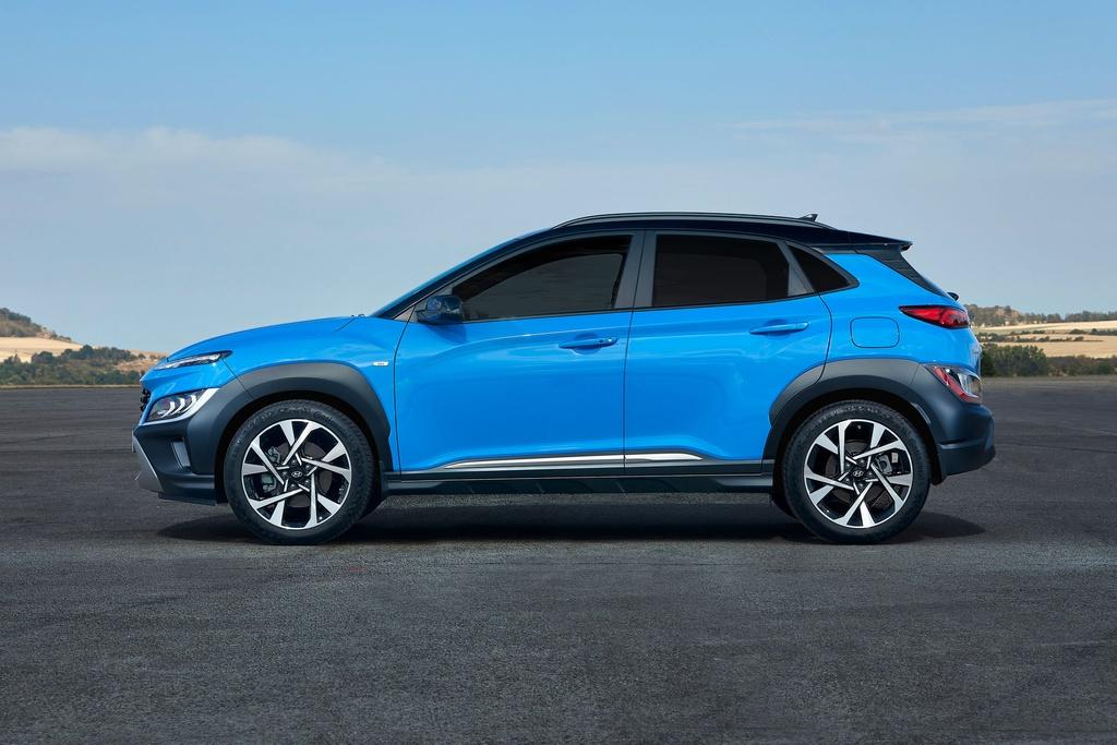 Hyundai Kona 2021 ra mat anh 6