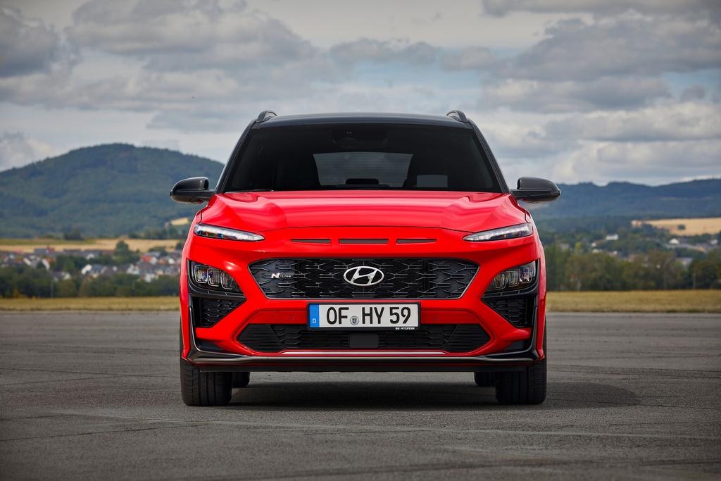 Hyundai Kona 2021 ra mat anh 4