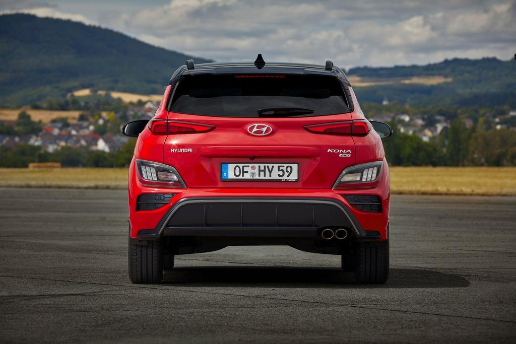 Hyundai Kona 2021 ra mat anh 8