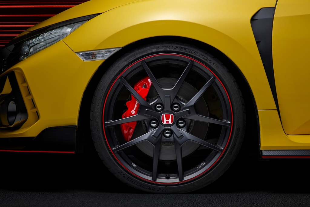 Honda Civic Type R Limited Edition 2021 ra mat anh 5