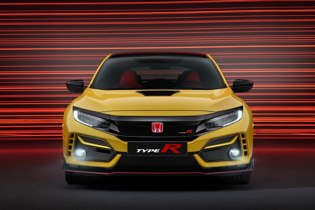 Honda Civic Type R Limited Edition 2021 ra mat anh 9