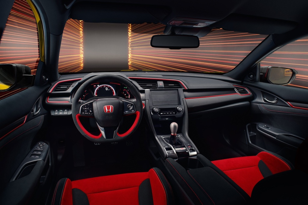 Honda Civic Type R Limited Edition 2021 ra mat anh 7