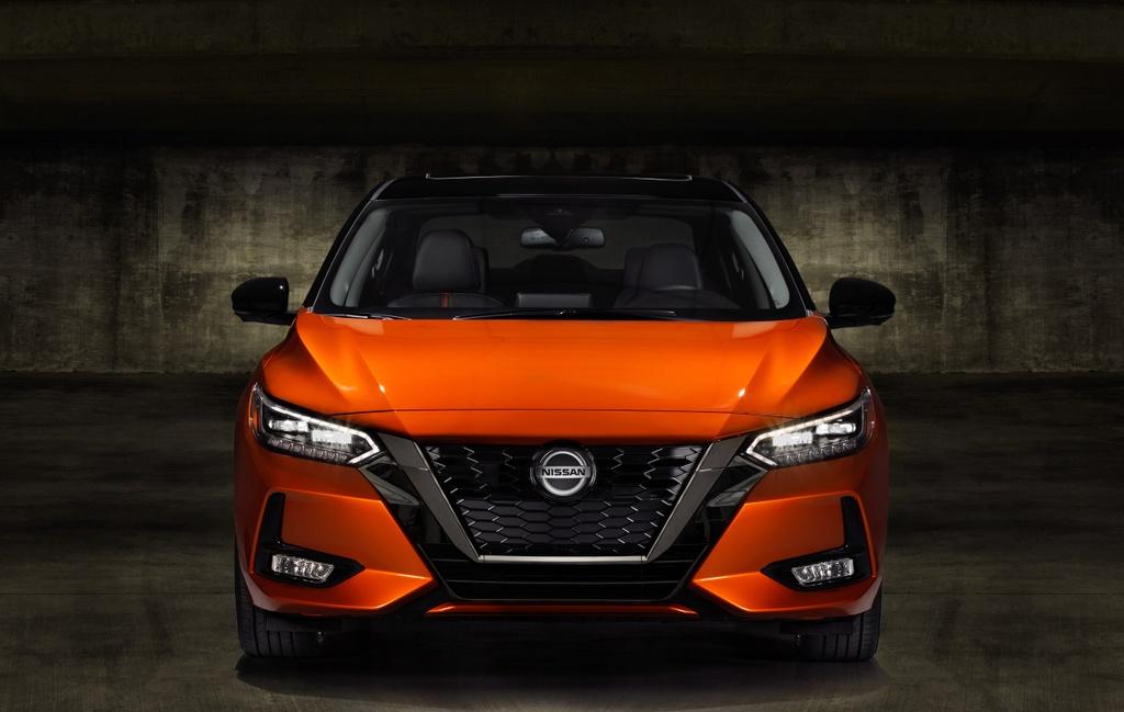 Nissan Sylphy 2020 ra mat Malaysia anh 2