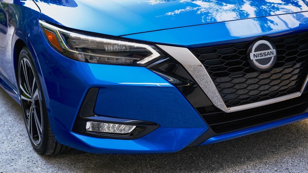 Nissan Sylphy 2020 ra mat Malaysia anh 7