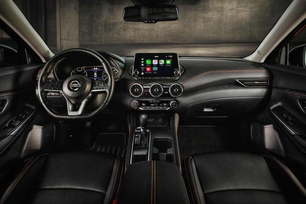 Nissan Sylphy 2020 ra mat Malaysia anh 3