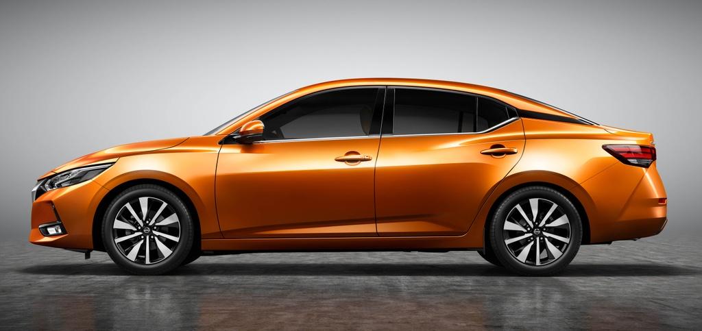 Nissan Sylphy 2020 ra mat Malaysia anh 4