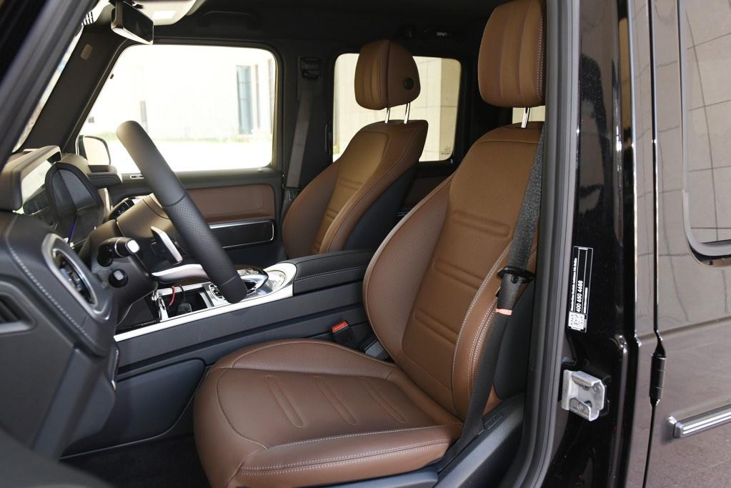 Mercedes-Benz G 350 ra mat Trung Quoc anh 7