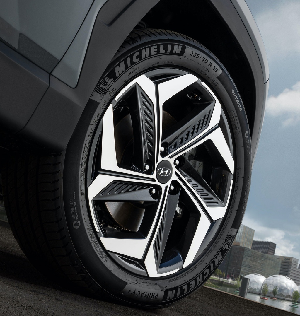 Hyundai Tucson 2021 duoc ra mat anh 5