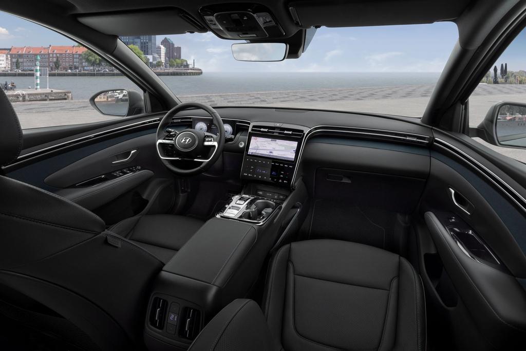Hyundai Tucson 2021 duoc ra mat anh 6