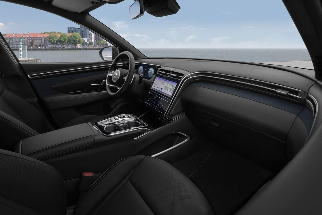 Hyundai Tucson 2021 duoc ra mat anh 7