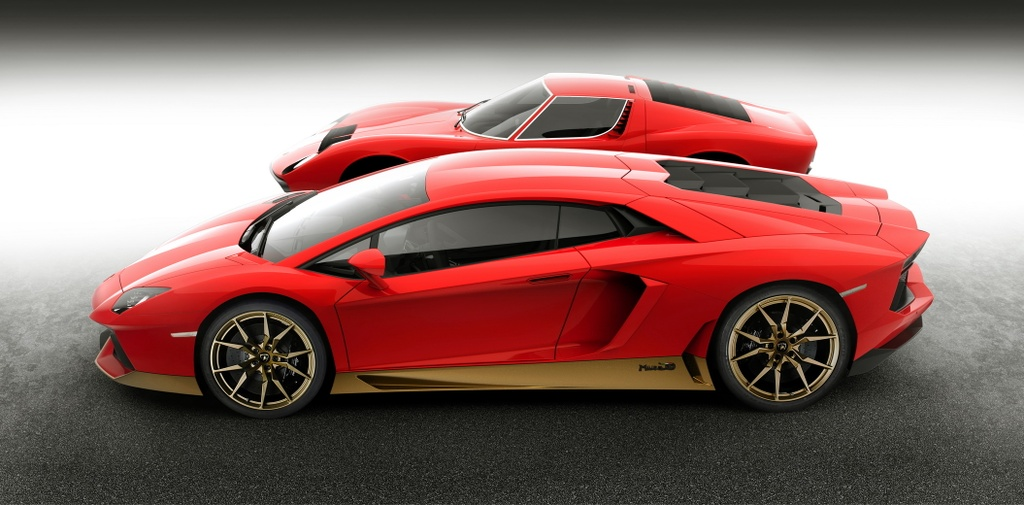 Lamborghini Aventador cham moc 10.000 xe duoc san xuat anh 9
