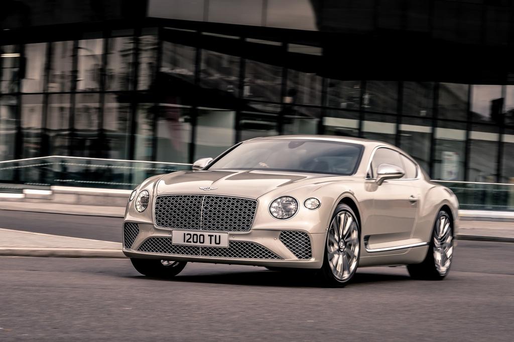 Bentley Continental GT Mulliner duoc ra mat anh 3