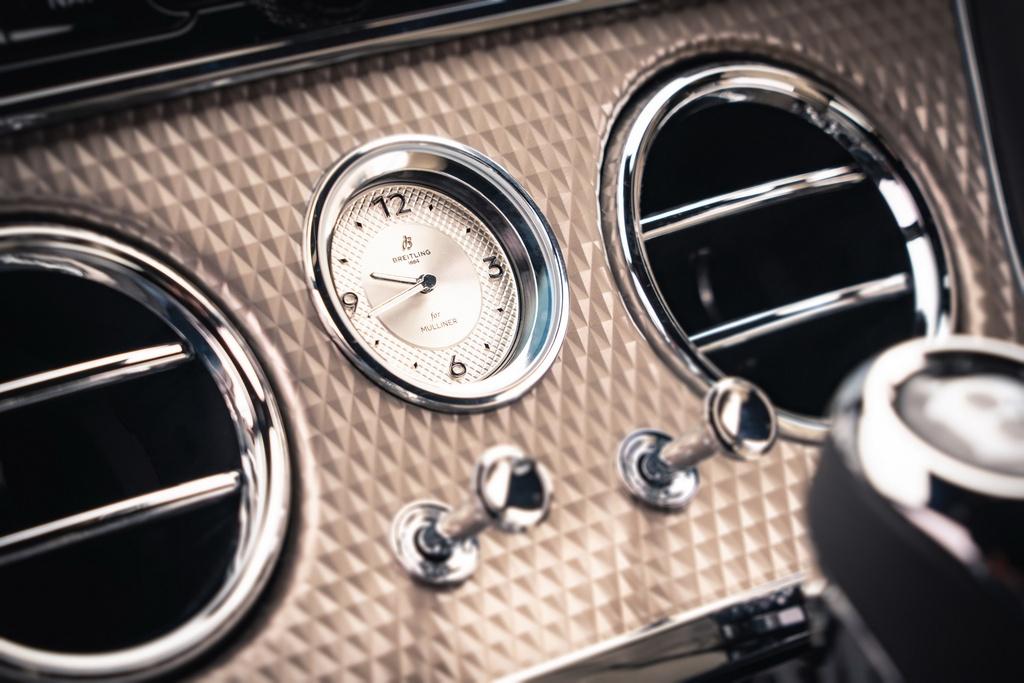 Bentley Continental GT Mulliner duoc ra mat anh 8
