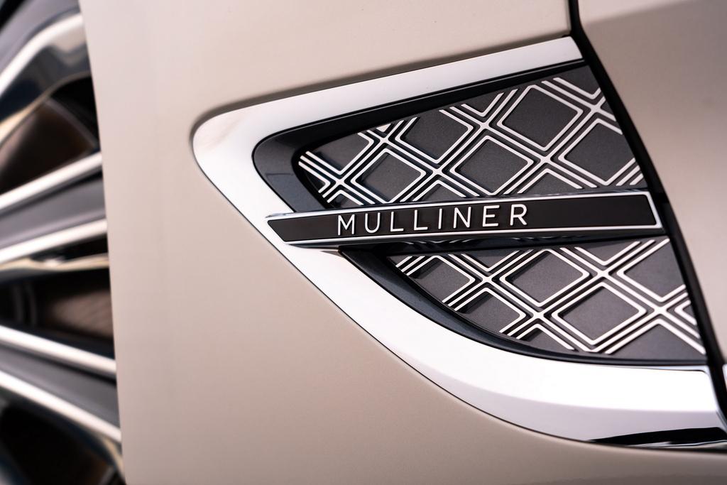Bentley Continental GT Mulliner duoc ra mat anh 9