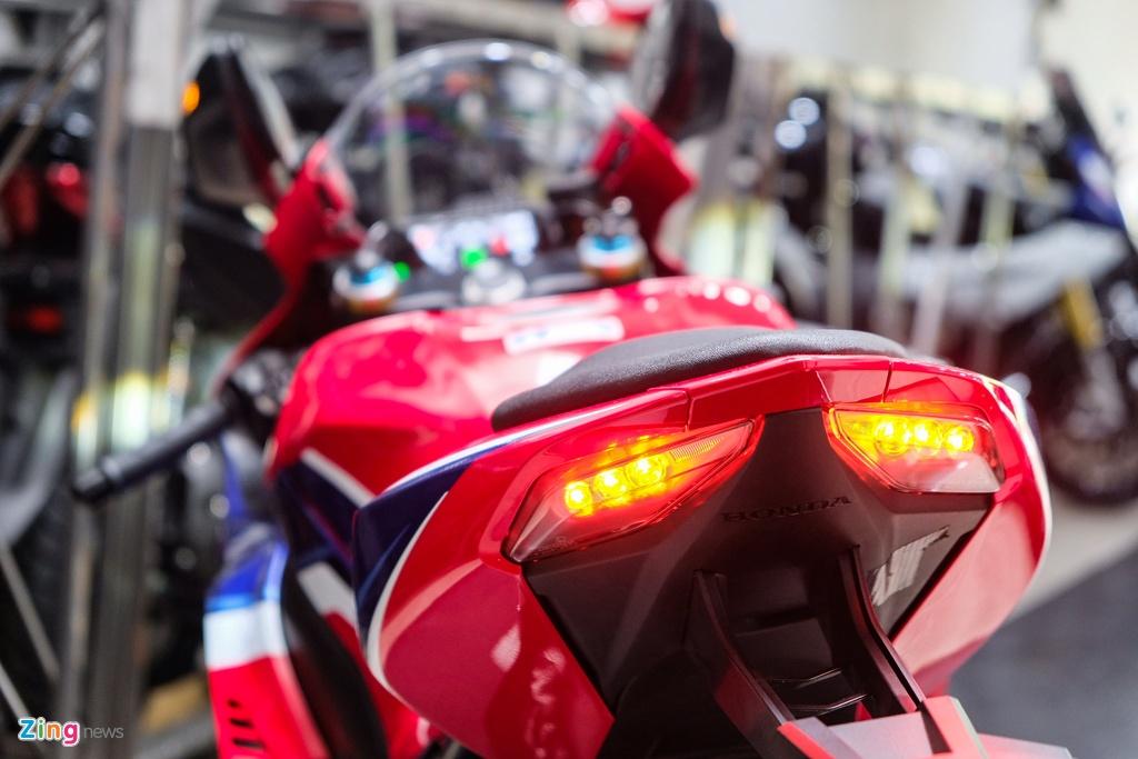 Honda CBR1000RR-R SP ve Viet Nam anh 5