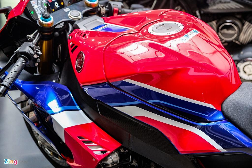 Honda CBR1000RR-R SP ve Viet Nam anh 9