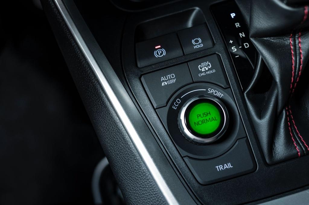 Toyota RAV4 Plug-in Hybrid 2021 ra mat chau Au anh 8