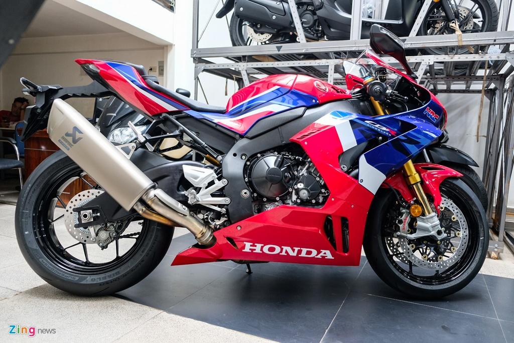Honda CBR1000RR-R SP ve Viet Nam anh 7