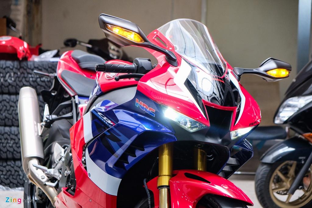 Honda CBR1000RR-R SP ve Viet Nam anh 6