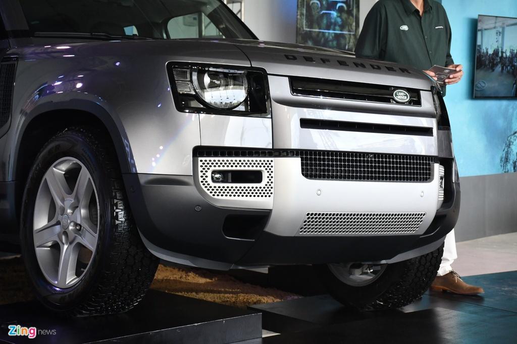 Land Rover Defender 2020 ve Viet Nam anh 4