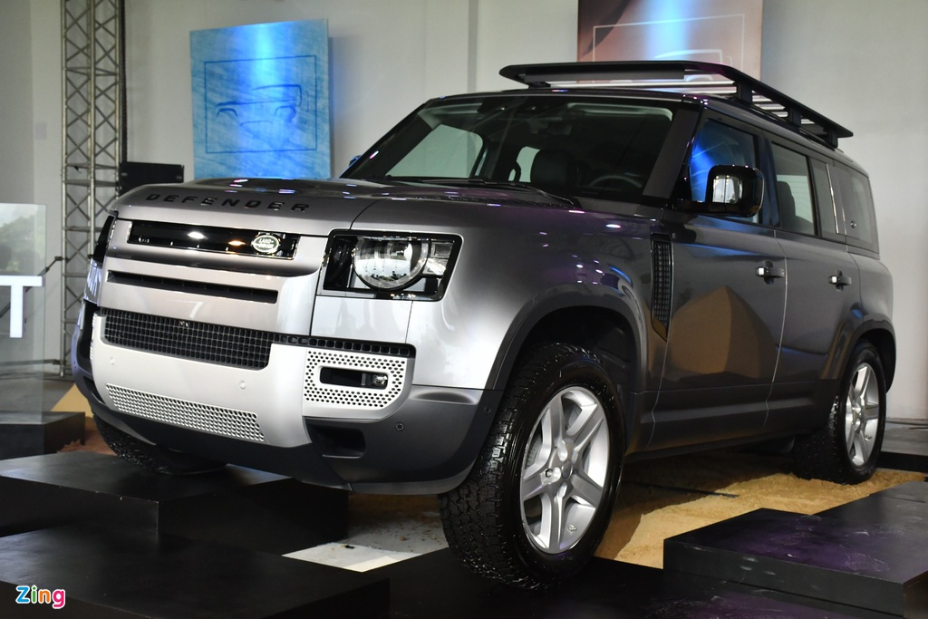 Land Rover Defender 2020 ve Viet Nam anh 7