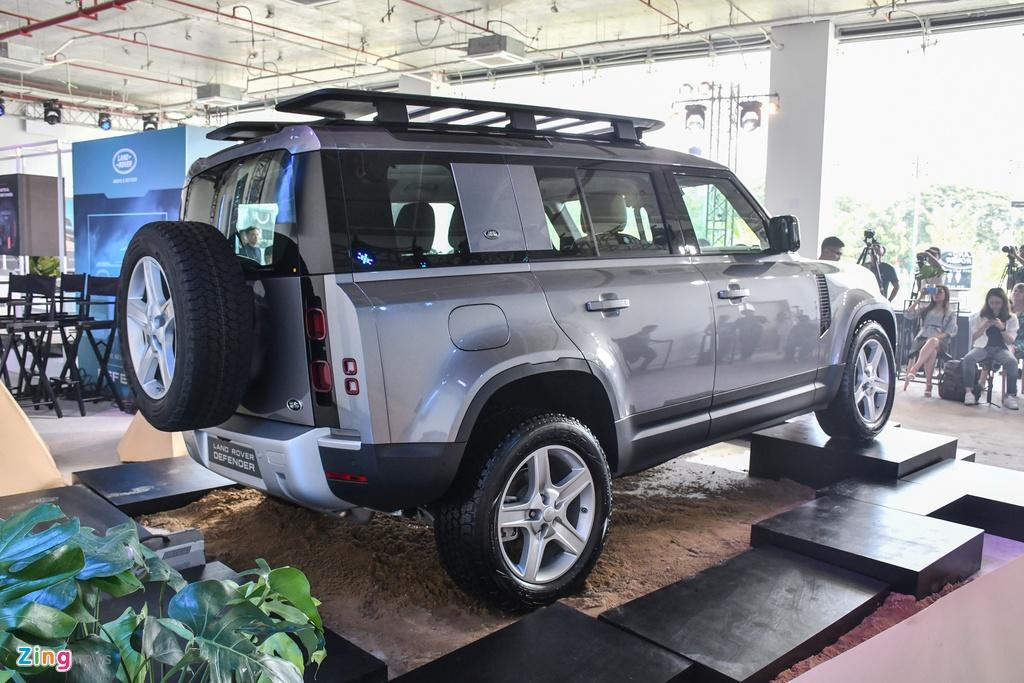 Land Rover Defender 2020 ve Viet Nam anh 2