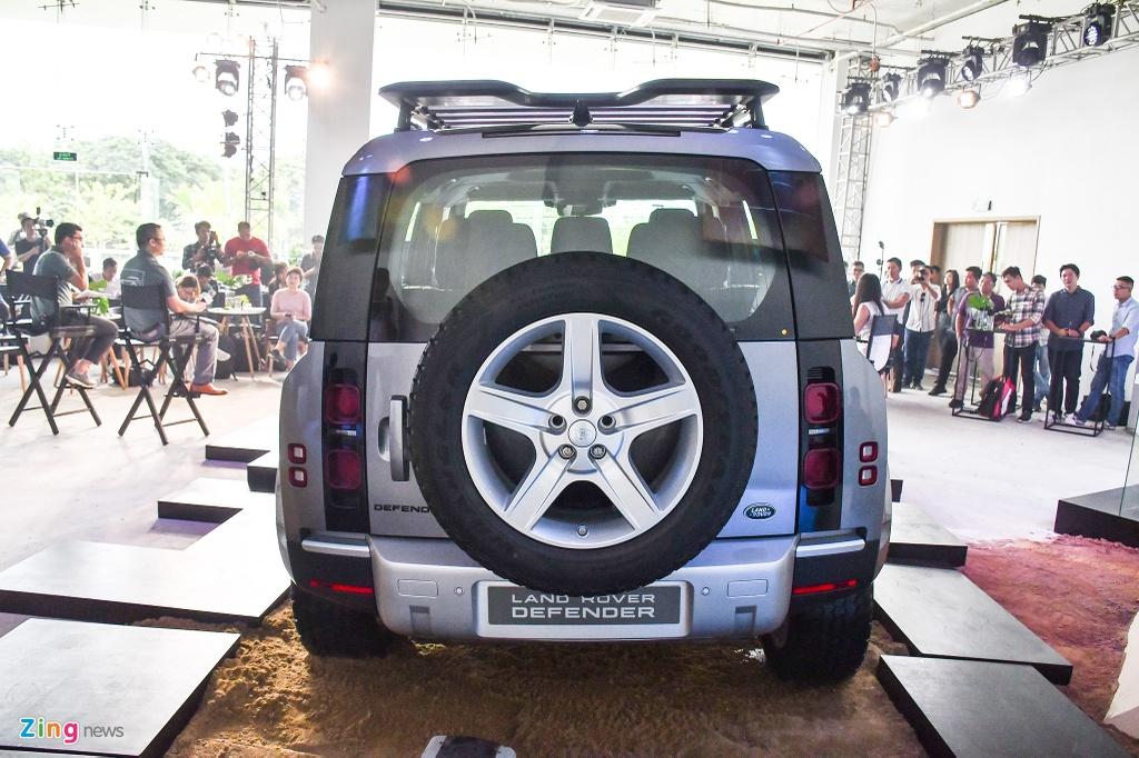 Land Rover Defender 2020 ve Viet Nam anh 5
