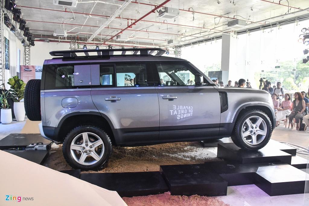 Land Rover Defender 2020 ve Viet Nam anh 3