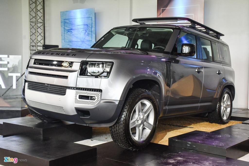 Land Rover Defender 2020 ve Viet Nam anh 1