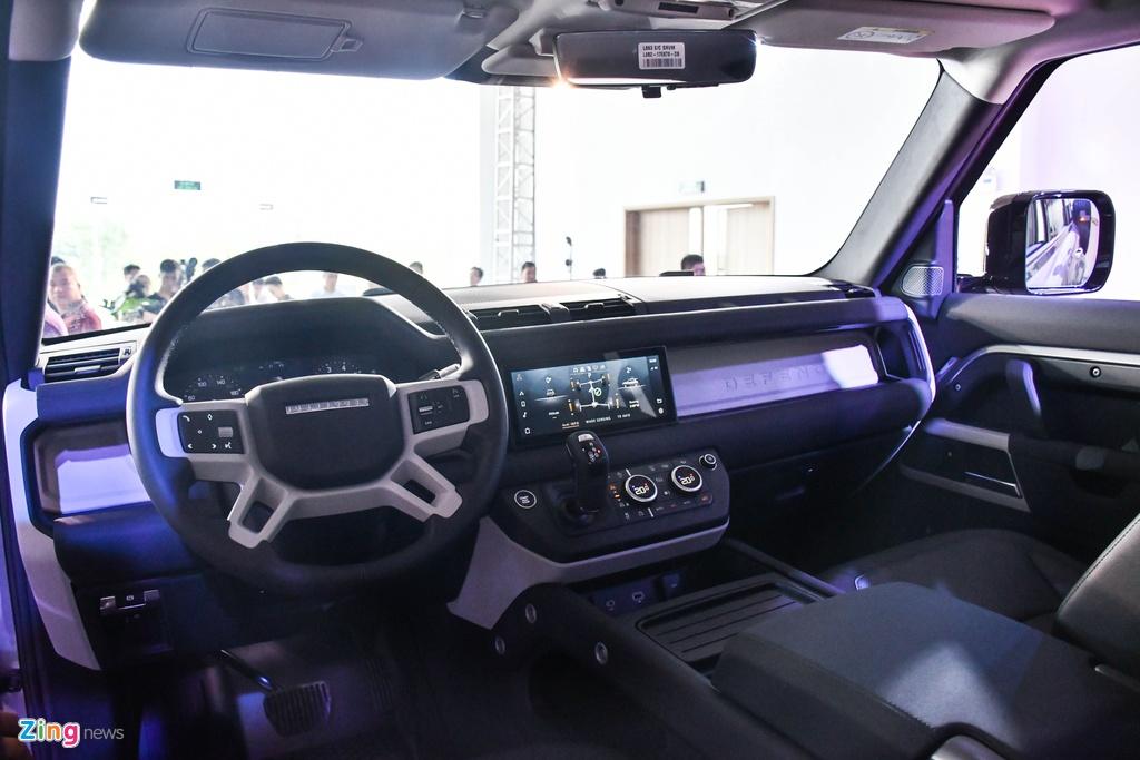 Land Rover Defender 2020 ve Viet Nam anh 8