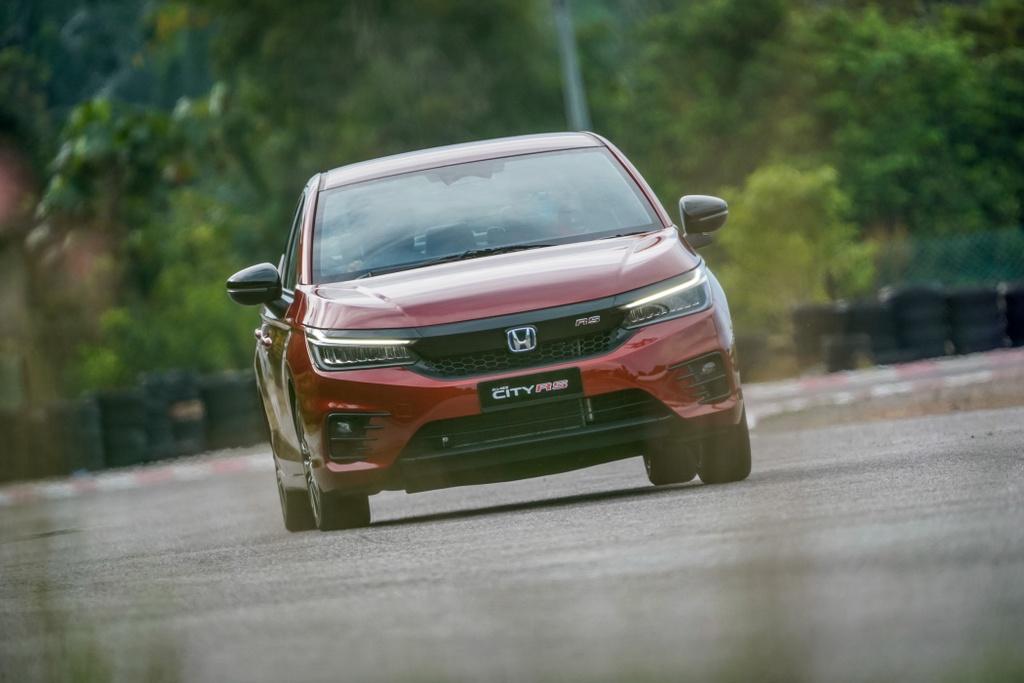 Honda City 2020 duoc trang bi dong co hybrid tai Malaysia anh 1