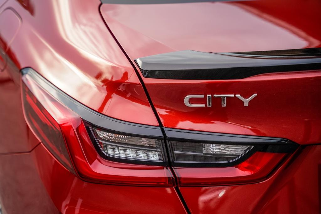 Honda City 2020 duoc trang bi dong co hybrid tai Malaysia anh 4