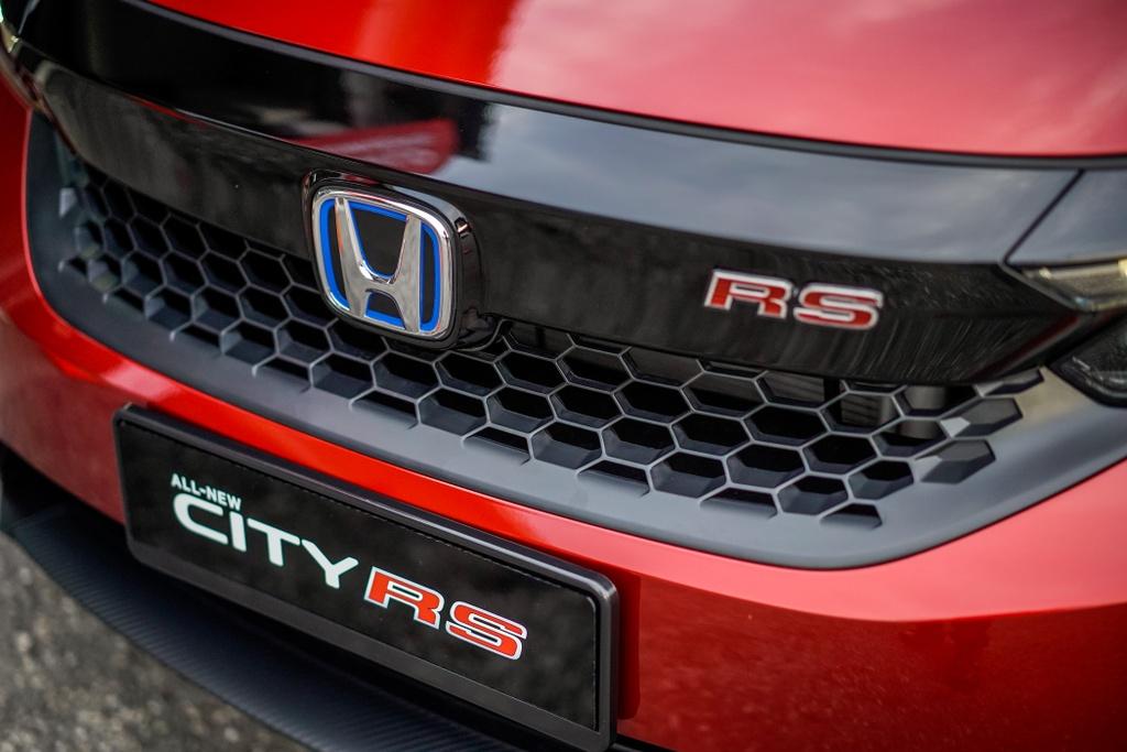Honda City 2020 duoc trang bi dong co hybrid tai Malaysia anh 5