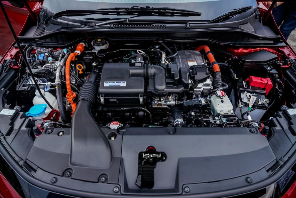 Honda City 2020 duoc trang bi dong co hybrid tai Malaysia anh 8
