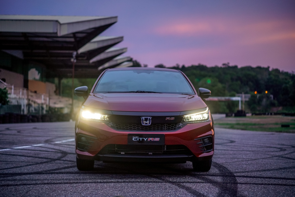 Honda City 2020 duoc trang bi dong co hybrid tai Malaysia anh 10