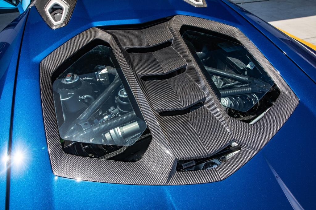 Lamborghini Centenario Roadster mau doc duoc rao ban anh 8