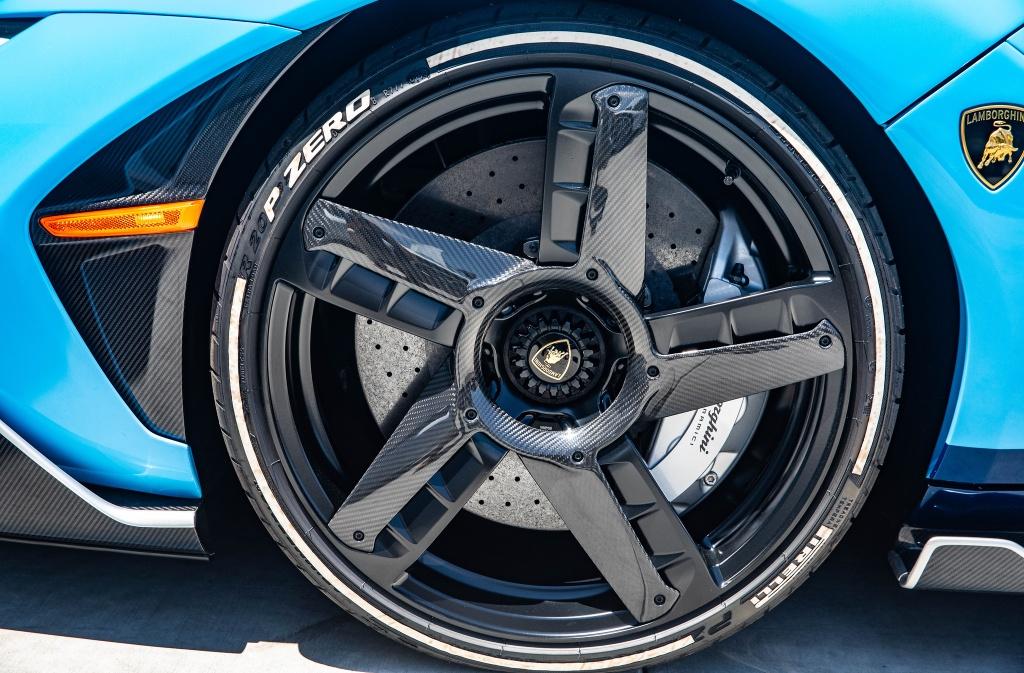 Lamborghini Centenario Roadster mau doc duoc rao ban anh 6