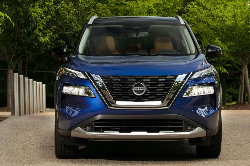 Nissan Rogue 2021 ra mat anh 4