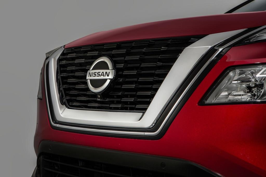 Nissan Rogue 2021 ra mat anh 3