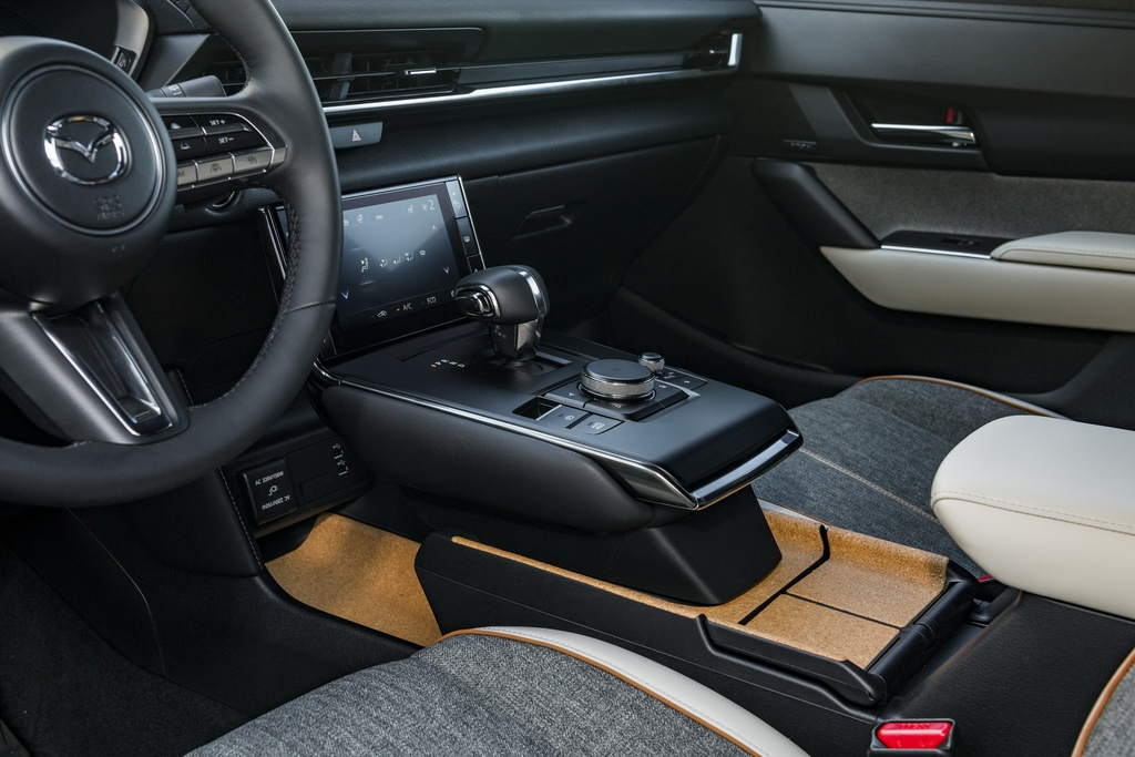 Mazda MX-30 ra mat tai Anh anh 5