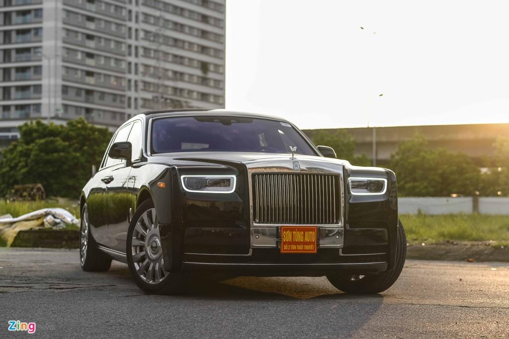 Rolls-Royce Phantom VIII tai Viet Nam anh 1