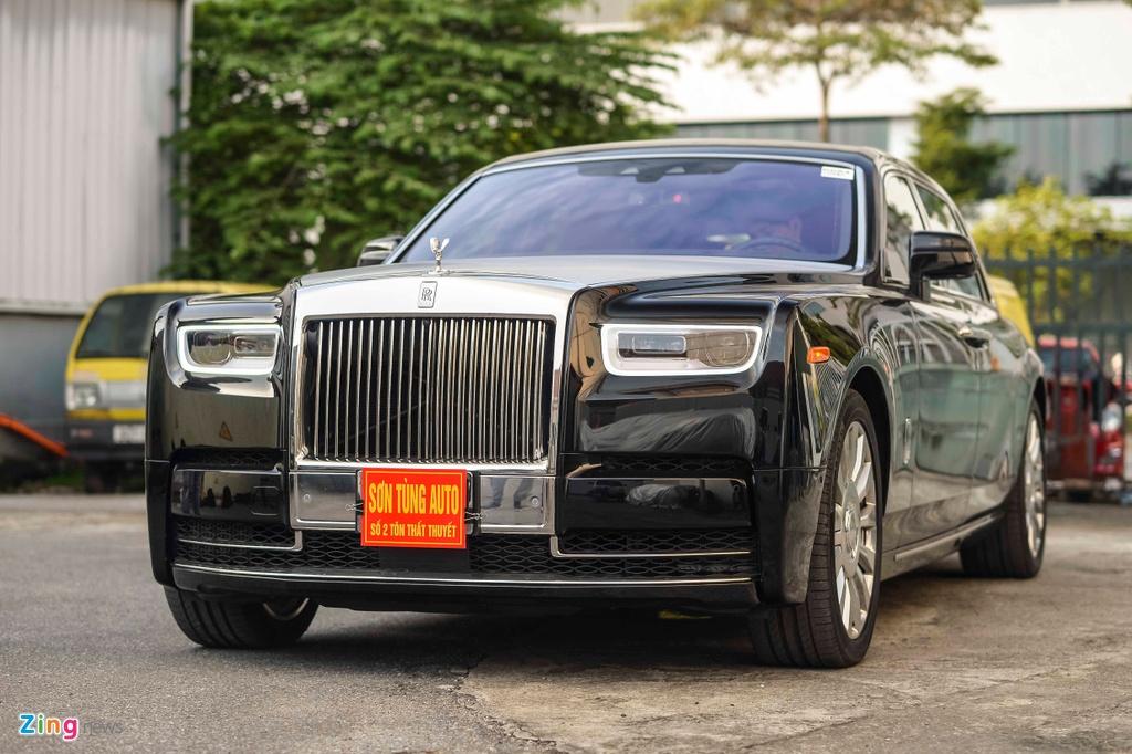 Rolls-Royce Phantom VIII tai Viet Nam anh 3