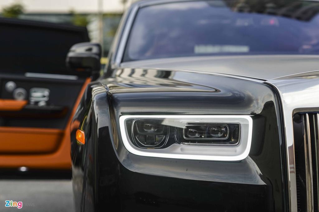 Rolls-Royce Phantom VIII tai Viet Nam anh 6