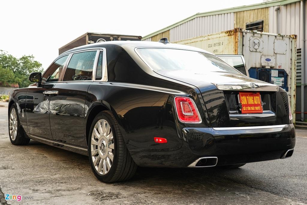 Rolls-Royce Phantom VIII tai Viet Nam anh 2