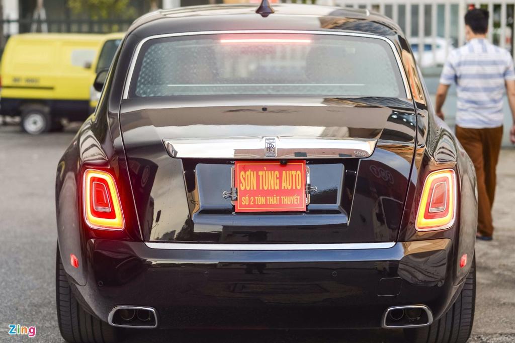 Rolls-Royce Phantom VIII tai Viet Nam anh 7