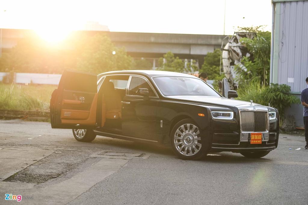 Rolls-Royce Phantom VIII tai Viet Nam anh 11