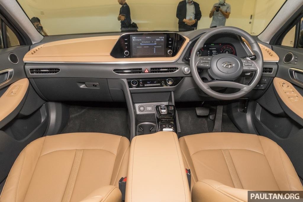 Hyundai Sonata 2020 duoc ra mat tai Malaysia anh 6