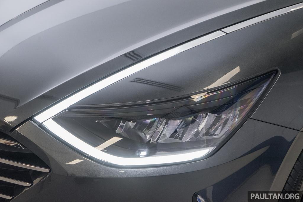 Hyundai Sonata 2020 duoc ra mat tai Malaysia anh 4